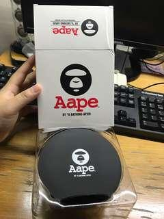 Authentic AAPE Wireless Mobile Charger