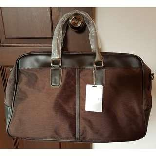 BN Dark Brown Duffle (Duffel) Bag