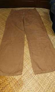 Adjustable Costume x Benny's Store Baggy pant size 30