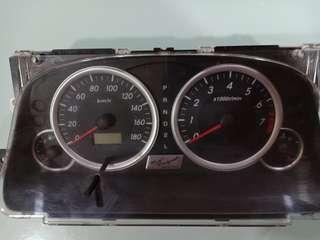Meter Cluster Toyota Avanza