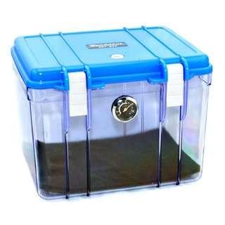 Dry Box Penyimpanan Kamera Antijamur Dry Cabinet + Silica Gel Elektrik Untuk DSLR dan Mirrorless