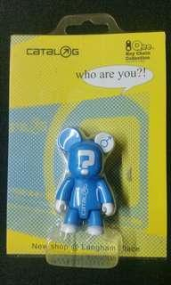 "Catalog 2"" Qee Bear 公仔"
