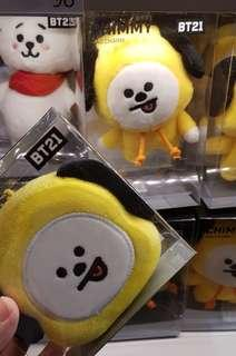 BT21 bag charms INSTOCK by 30/11