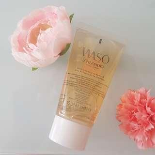 SHISEIDO WASO QUICK GENTLE CLEANSER 50ML