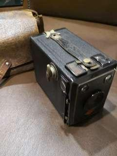 Afga Germany box camera 1930s