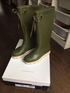 Marc by Marc Jacobs rain boots 35