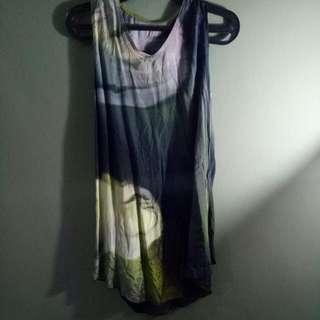 Tie Dye Long Sleeveles Top