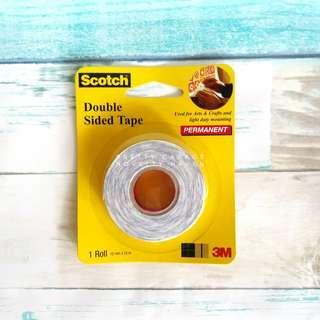 3M Scotch Double Side Tape 12mm*10m