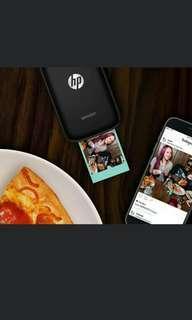 Hp sprocket Bluetooth photo printer