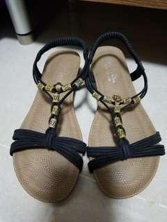 波希米亞 涼鞋 拖鞋