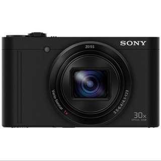 Sony DSC-WX500 僅家裡試拍一次 可議價