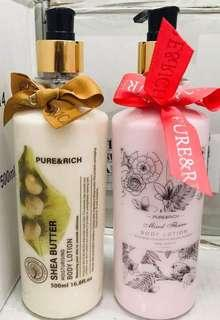 Pure & Rich Lotion 500ml