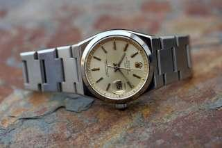 1974 Rolex Date Reference 1530 (not AP)