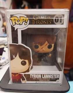 Scarred Tyrion Funko Pop