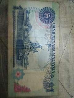 duit lama malaysia rm1 for sale