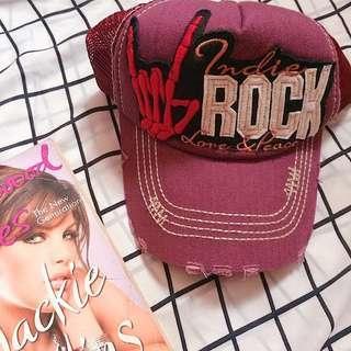 Indie Rock Cap