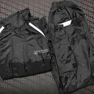Givi R&D Waterproof 💦 Jacket & Pant Set