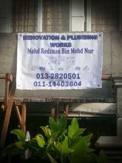 Tukang Rumah Dan Bumbung Bocor mohd Redzuan 0132820501