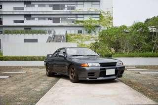 [PRICE ON REQUEST] 1989 Nissan BNR32 (R32) Skyline GT-R