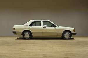 1989 Mercedes Benz 190E