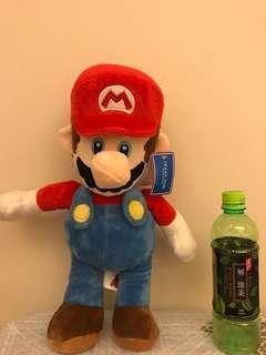 Mario 公仔 玩具