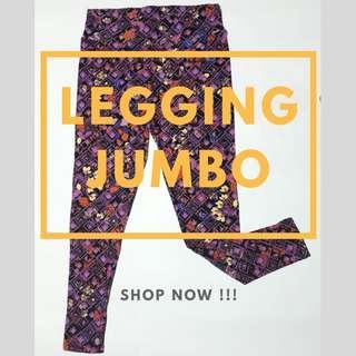 Legging zumba/yoga/senam motif