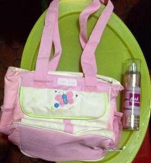 PL insulated baby bag