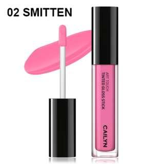 美國CAILYN (02-SMITTEN) 不脫色唇釉 - ART TOUCH TINTED LIP GLOSS STICK