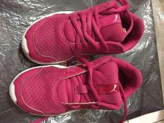 Puma童鞋 球鞋 女童鞋