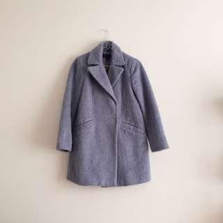 Topshop Petite Molly Coat