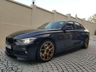 BMW 328ia Sport Edition 2012