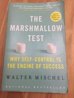 🚚 The Marshmellow Test