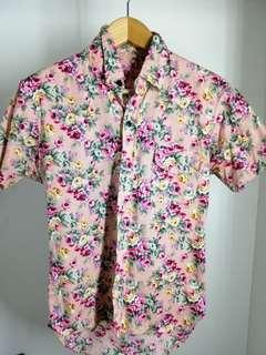 Floral Button Downs