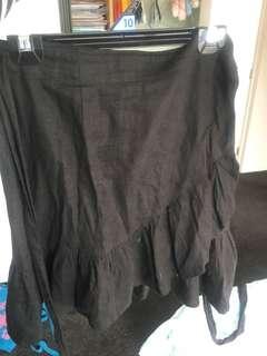 Glassons linen skirt