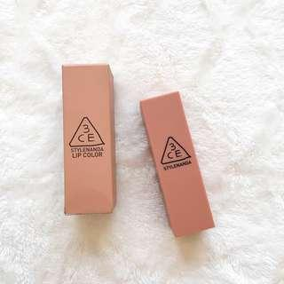 3CE Matte Lipstick in Brilliant