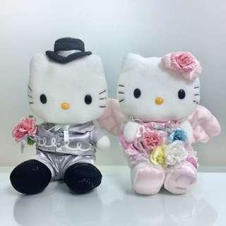 Sale Authentic Hello Kitty Denpo Couple
