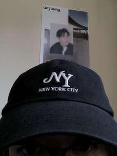 'New York City' cap