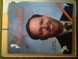 Numismatist August 1992, monthly publication for coins, medals, tokens & a paper money collectors
