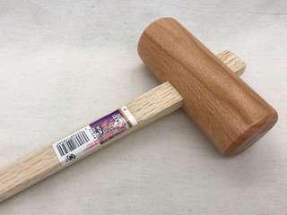 全新 日本制 大五郎 木槌 木工槌 60mm