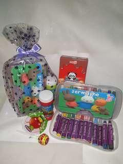Customised Miffy Rabbit goodie bag