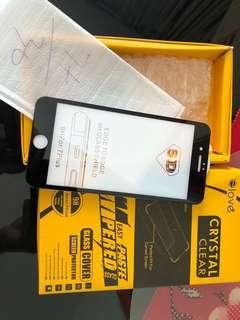 Full Screen tampered glass protector for iphone