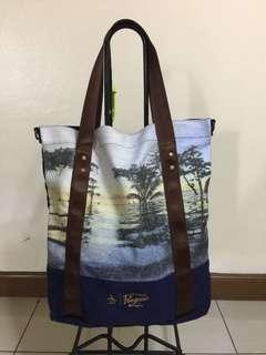 Pre-loved Original Penguin Tote Bag