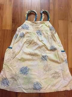 Elly Tinkerbell Dress for 5-6 yrs