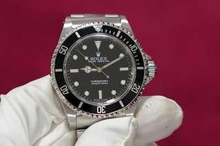 Sale/Trade: Rolex Submariner - 14060M (F series)