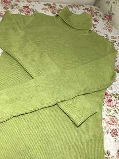 TurtleNeck Green