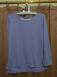 Purple Blouse Immi Basic