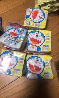 Doraemon Furikaki  20pcs Flavor  Egg, Fish, Gomawakami, Okaka(katsubushi)Fish