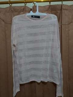 Per Favore Transparent Sweater