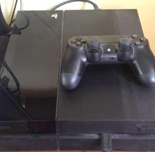 PS4 fat 500GB Play Station