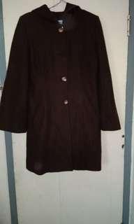 Long coat import titip jual punya teman
